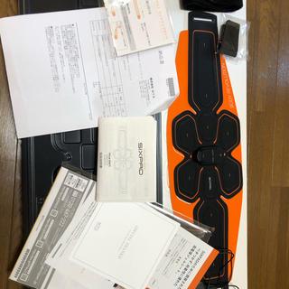 シックスパッド(SIXPAD)のシックスパッド アブズベルト 正規品(トレーニング用品)