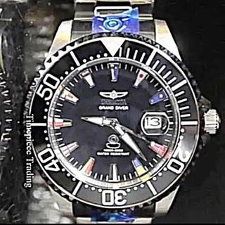 インビクタ(INVICTA)のInvicta GRAND DIVER international 定価7万(腕時計(アナログ))
