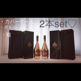 ドンペリニヨン(Dom Pérignon)のアルマンドゴールド セット(置物)