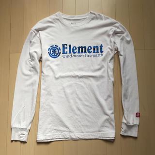 エレメント(ELEMENT)のELEMENT フィンガーホール ロン T L SIZE(Tシャツ/カットソー(七分/長袖))
