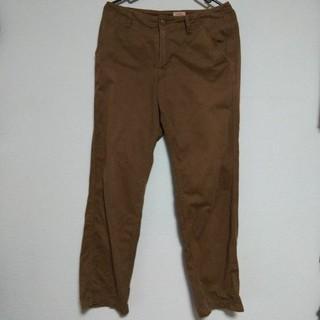 キューブシュガー(CUBE SUGAR)のCUBESUGAR、キューブシュガー。ブラウン。ズボン。アウトドア。(カジュアルパンツ)