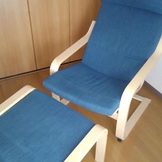 イケア(IKEA)の【値下げ】イケア オットマン(オットマン)