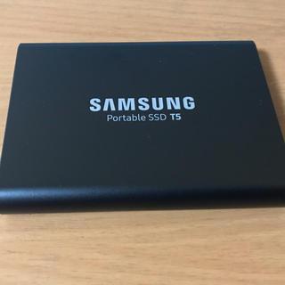 サムスン(SAMSUNG)のSAMSUNG SSD T5 1TB(PC周辺機器)