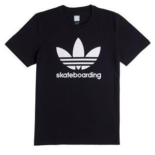 アディダス(adidas)のAdidas Skateboarding(アディダス)Tシャツ(L)ブラック(Tシャツ/カットソー(半袖/袖なし))