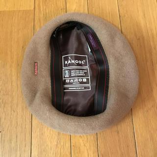 カンゴール(KANGOL)のカンゴール(ハンチング/ベレー帽)