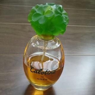 グレカボティーヌ(GRES CABOTINE)の【USED】カボティーヌ  100ミリリットルの50%(香水(女性用))