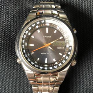 カシオ(CASIO)の腕時計 メンズ(腕時計(アナログ))