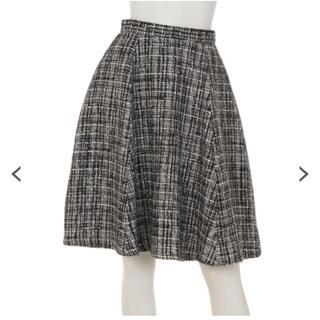 Noela 今季 ツイードスカート