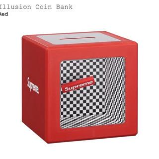 Supreme - Illusion coin bank