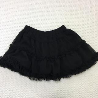 バンブルビー(BumBleBee)のチュールスカート(ミニスカート)