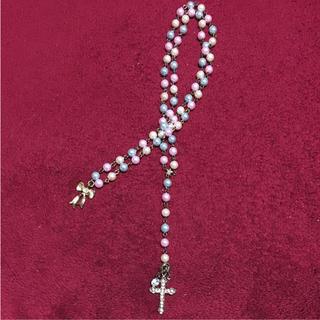 サマンサシルヴァ(Samantha Silva)のサマンサシルヴァ十字架ネックレス(ネックレス)