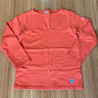 オーシバル(ORCIVAL)のORCIVAL オーシバル バスクシャツ サイズ0(カットソー(長袖/七分))