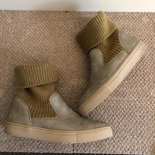 サムシング(SOMETHING)のブーツ(ブーツ)