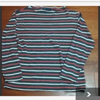 セントジェームス(SAINT JAMES)のセントジェームス ボーダーカットソー(Tシャツ/カットソー(七分/長袖))