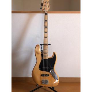 フェンダー(Fender)のSquier Vintage Modified Jazz Bass '70s,(エレキベース)
