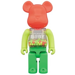 MEDICOM TOY - BE@RBRICK B@BY NEON Ver1000%400%100% セット