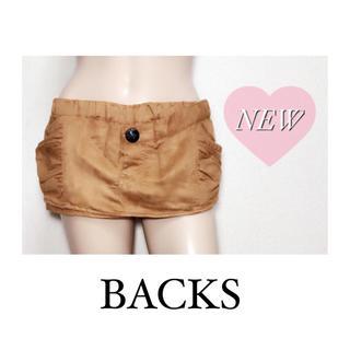 バックス(BACKS)のBACKS ▶︎新品 秋冬 スカート スカパン♡ギルフィー スライ マウジー(ミニスカート)
