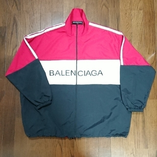 Balenciaga - 38 正規品 BALENCIAGA トラック スーツ ジャケット  登坂