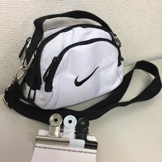 ナイキ(NIKE)のNIKE★新品・正規品★2way・shoulderbag・white(ショルダーバッグ)