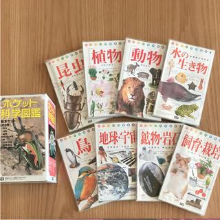 ガッケン(学研)の学研ポケット科学図鑑 基本セット(参考書)