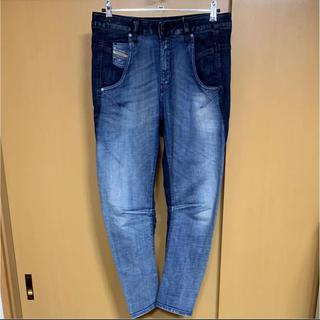 ディーゼル(DIESEL)のDIESEL ディーゼル fayza 27 ジョグジーンズ jogg jeans(デニム/ジーンズ)