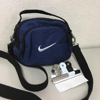 ナイキ(NIKE)のNIKE★新品・正規品★2way・shoulderbag・navy(ショルダーバッグ)