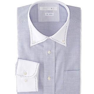 タカキュー(TAKA-Q)の【新品未使用】タカキュー  ボタンダウンシャツ Lサイズ(シャツ)