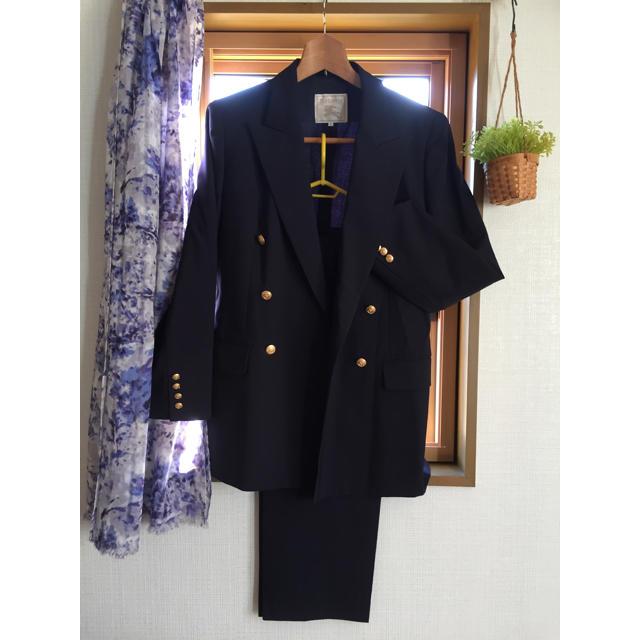 BURBERRY(バーバリー)のBurberrysパンツスーツ4点セット レディースのフォーマル/ドレス(スーツ)の商品写真