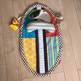 赤ちゃん ごろ寝マット プレイマット(フロアマット)