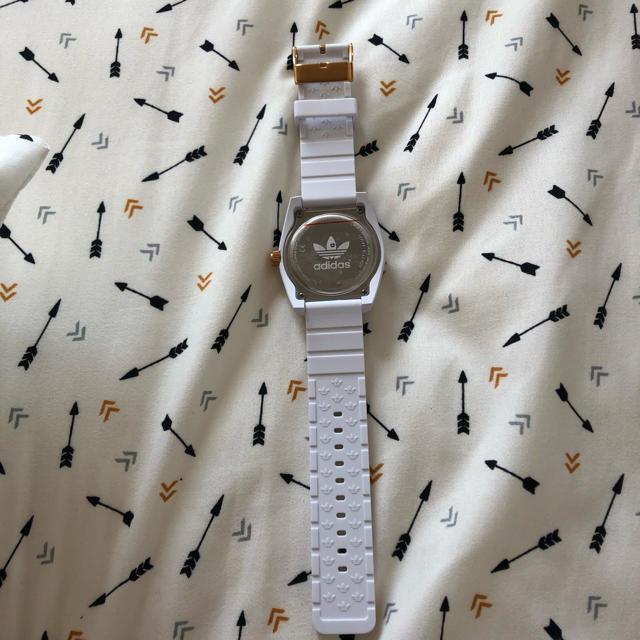 adidas(アディダス)のadidas 時計 ピンクゴールド レディースのファッション小物(腕時計)の商品写真