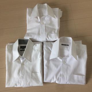 """メイルアンドコー(MALE&Co.)のワイシャツ 2点セット """"オマケ1点付きの計3点""""(シャツ)"""