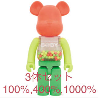 MEDICOM TOY - MEDICOM TOY MY FIRST BE@RBRICK  千秋 Neon