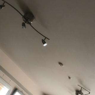イケア(IKEA)のペンダントシーリングライト シルバー 北欧(天井照明)