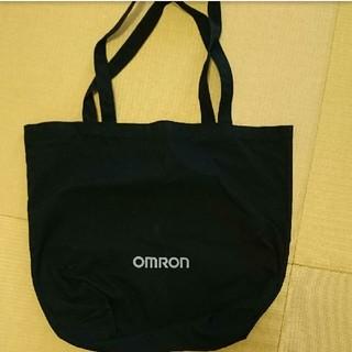 オムロンのトートバッグ