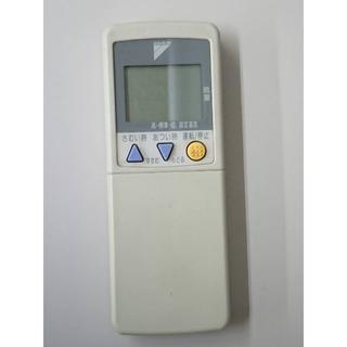 ダイキン(DAIKIN)のN004 ダイキン 中古リモコン ARC418A2(エアコン)