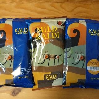 カルディ(KALDI)の【中挽】コーヒー豆☆カルディ(コーヒー)