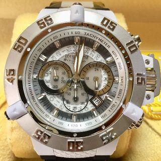 インビクタ(INVICTA)のInvicta ★ Subaqua NomaⅢ★200m防水★定価16万円(腕時計(アナログ))