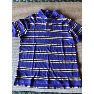 ダニエルクレミュ(DANIEL CREMIEUX)のボーダー ポロシャツ(ポロシャツ)