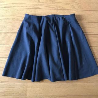ザラ(ZARA)のZARA ブラック ミニスカート(ミニスカート)