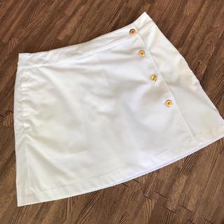 キャロウェイゴルフ(Callaway Golf)のキャロウェイ スカートに見える短パン(ウエア)