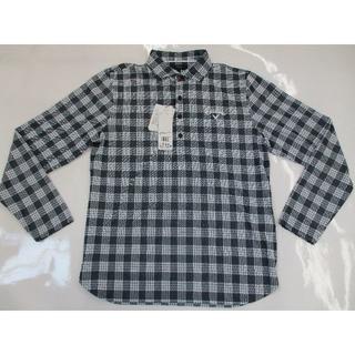 キャロウェイゴルフ(Callaway Golf)のキャロウェイ パラカチェックジャガードシャツ(241-8156500) NV L(ウエア)