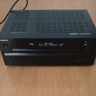オンキヨー(ONKYO)のONKYO TX-NA579 7.1ch AVセンターアンプ(アンプ)