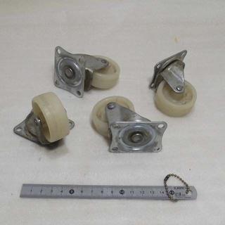 NSK 50mm キャスター 4個セット(その他)