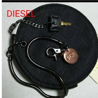ディーゼル(DIESEL)の新品  DIESEL デニム生地コインケース(コインケース)