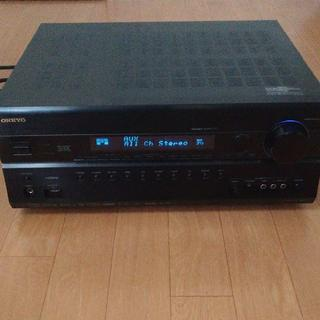 オンキヨー(ONKYO)のONKYO TX-SA707 7.1ch AVセンターアンプ(アンプ)