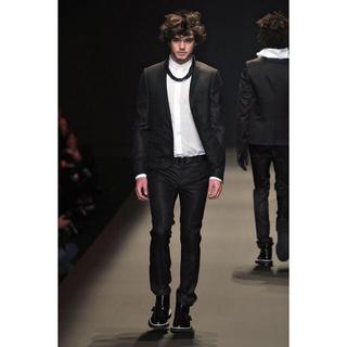 ディオールオム(DIOR HOMME)の希少 Dior Homme ナローラペルジャケット 42 ディオールオム(テーラードジャケット)