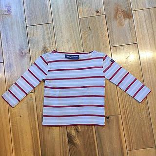 セントジェームス(SAINT JAMES)のセントジェームスバスクシャツ2ans(Tシャツ/カットソー)