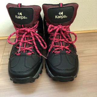 ケイパ(Kaepa)のレディース 冬靴  24㎝(ブーツ)