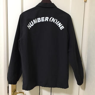 ナンバーナイン(NUMBER (N)INE)のNUMBER  NINE ナンバーナイン コーチジャケット(ナイロンジャケット)