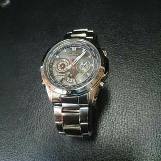 カシオ(CASIO)のカシオ エディフェス 電波ソーラー(腕時計(アナログ))